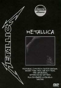 Cover Metallica - Metallica [DVD]